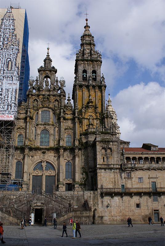 サンティアゴ・デ・コンポステーラ大聖堂の画像 p1_4